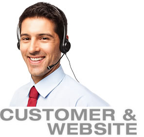 Customer & Website